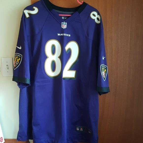 ravens 82 jersey